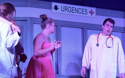 Pas d'Panique aux Urgences